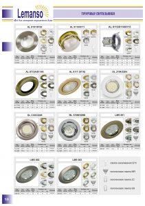 Каталог точечных светильников Кривой Рог