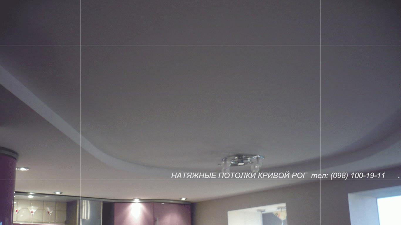 Тканевые потолки в Кривом Роге